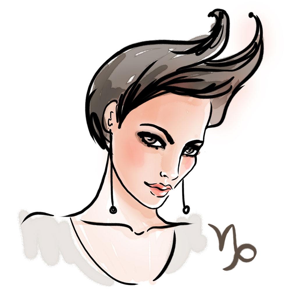 Capricorn zodiac sign as a beautiful girl - Libra Man and Capricorn Woman Compatibility