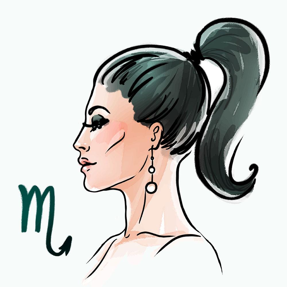 Scorpio zodiac sign as a beautiful girl - Libra Man and Scorpio Woman Compatibility