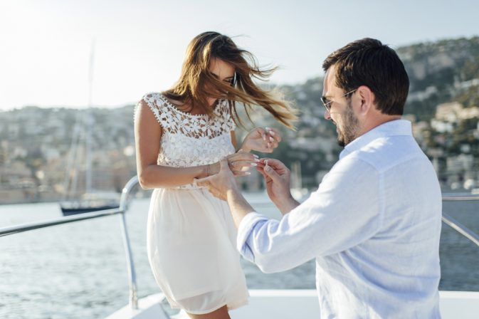 How to Get a Libra Man to Marry You