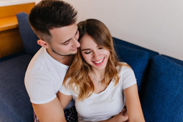 Calm Woman Attracting A Libra Man In May 2021