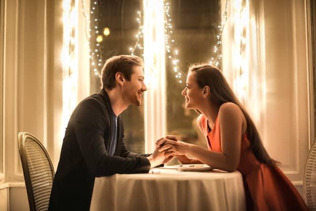 Super Romantic Date With A Libra Man